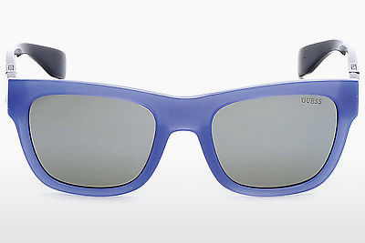 Ophthalmic Glasses Guess GU7440 90A - Blue, Shiny