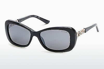 Ophthalmic Glasses Guess GU7453 01C - Black, Shiny