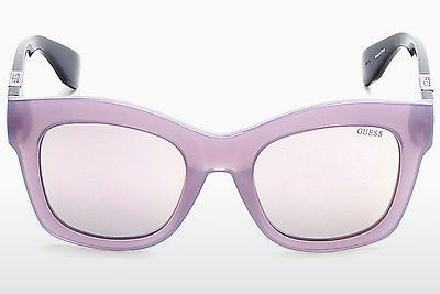 Ophthalmic Glasses Guess GU7454 78C - Purple, Shiny