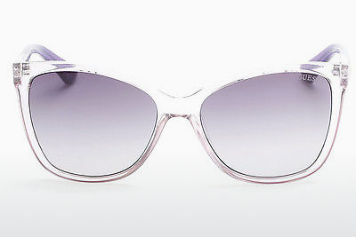 Ophthalmic Glasses Guess GU7456 81B - Purple, Shiny