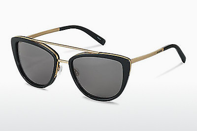 Ophthalmic Glasses Jil Sander J1006 A - Black, Gold