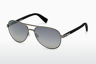 Ophthalmic Glasses Just Cavalli JC728S 08B - Grey, Shiny