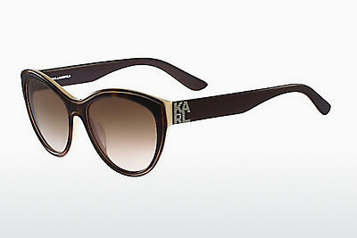 Ophthalmic Glasses Karl Lagerfeld KL898S 072 - Brown, Havanna