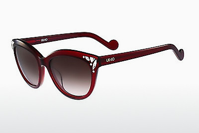 Ophthalmic Glasses Liu Jo LJ631SR 604 - Burgundy