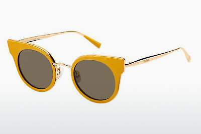 Ophthalmic Glasses Max Mara MM ILDE I 0V2/8E - Yellow, Gold