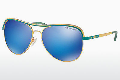 Ophthalmic Glasses Michael Kors VIVIANNA I (MK1012 110625) - Gold, Blue, Green