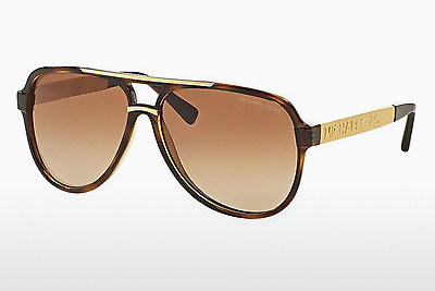 Ophthalmic Glasses Michael Kors CLEMENTINE II (MK6025 310613) - Brown, Tortoise