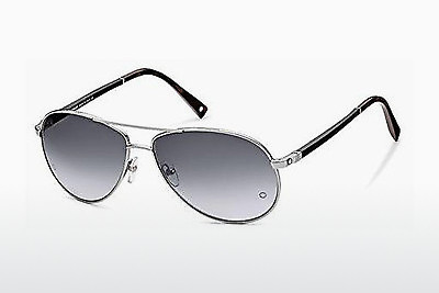Ophthalmic Glasses Mont Blanc MB325S 14B - Grey, Shiny, Bright
