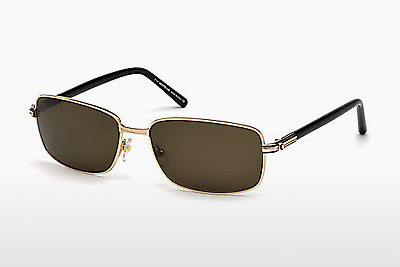 Ophthalmic Glasses Mont Blanc MB503T 28J - Gold