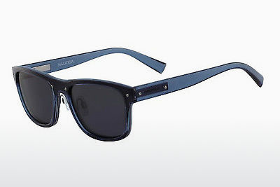 Ophthalmic Glasses Nautica N6214S 414 - Grey, Navy