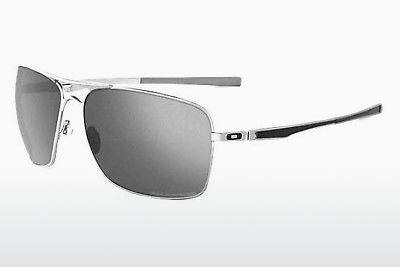 Ophthalmic Glasses Oakley PLAINTIFF SQUARED (OO4063 406303) - Silver