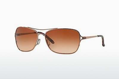 Ophthalmic Glasses Oakley CONQUEST (OO4101 410102) - Pink, Gold