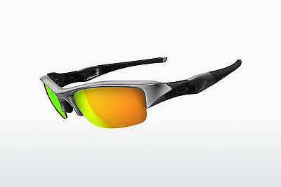 Ophthalmic Glasses Oakley FLAK JACKET (OO9008 03-884) - Silver