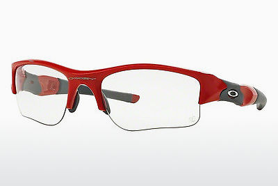 Ophthalmic Glasses Oakley FLAK JACKET XLJ (OO9009 900906) - Red, Infrared