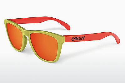 Ophthalmic Glasses Oakley FROGSKINS (OO9013 24-361) - Green