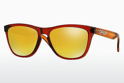 Ophthalmic Glasses Oakley FROGSKINS (OO9013 901338) - Brown