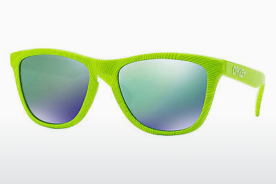 Ophthalmic Glasses Oakley FROGSKINS (OO9013 901354) - Green