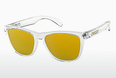 Ophthalmic Glasses Oakley FROGSKINS (OO9013 9013A4) - White, Clear