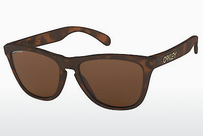 Ophthalmic Glasses Oakley FROGSKINS (OO9013 9013C5) - Brown, Havanna