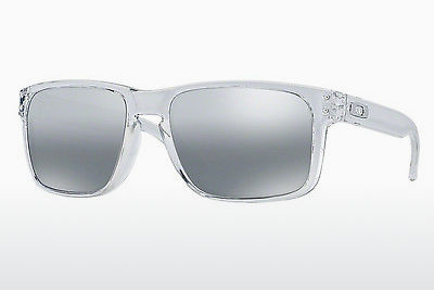 Ophthalmic Glasses Oakley HOLBROOK (OO9102 910206) - White, Clear
