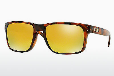 Ophthalmic Glasses Oakley HOLBROOK (OO9102 910234) - Brown, Havanna, White