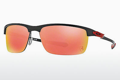 Ophthalmic Glasses Oakley CARBON BLADE (OO9174 917406) - Red, Ferrari