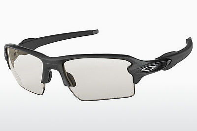 Ophthalmic Glasses Oakley FLAK 2.0 XL (OO9188 918816) - Black, Steel