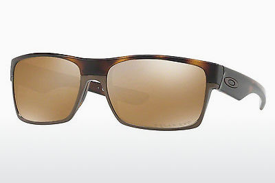 Ophthalmic Glasses Oakley TWOFACE (OO9189 918917) - Brown