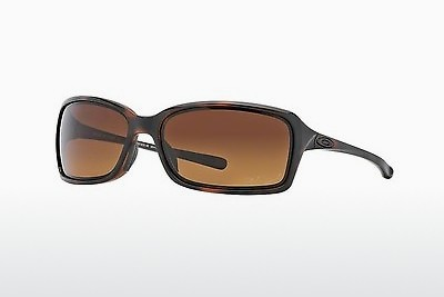 Ophthalmic Glasses Oakley DISPUTE (OO9233 923306) - Brown, Tortoise