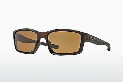 Ophthalmic Glasses Oakley CHAINLINK (OO9247 924708) - Brown
