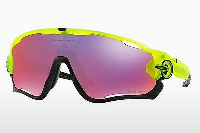 Ophthalmic Glasses Oakley JAWBREAKER (OO9290 929011) - Green, Uranium