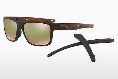 Ophthalmic Glasses Oakley CROSSRANGE (OO9361 936110) - Brown, Havanna