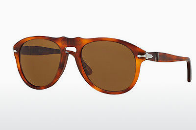 Ophthalmic Glasses Persol PO0649 96/33 - Brown, Havanna