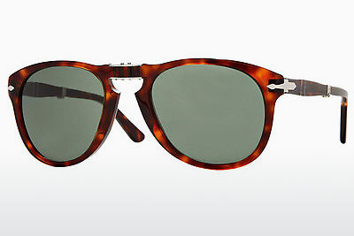Ophthalmic Glasses Persol FOLDING (PO0714 24/31) - Brown, Havanna