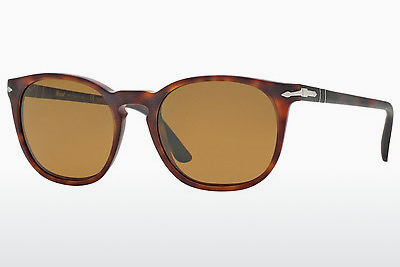 Ophthalmic Glasses Persol PO3007S 900157 - Brown, Havanna