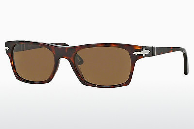 Ophthalmic Glasses Persol PO3037S (PO3037S 24/57) - Brown, Havanna