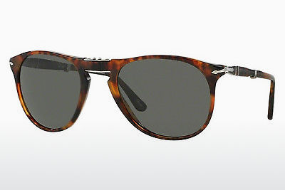 Ophthalmic Glasses Persol PO9714S 108/58 - Brown, Caffe