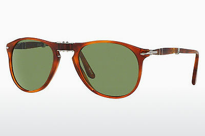 Ophthalmic Glasses Persol PO9714S 96/4E - Brown, Havanna