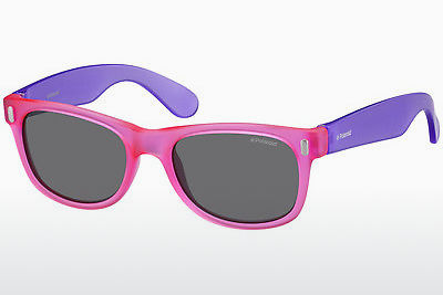Ophthalmic Glasses Polaroid Kids P0115 IUB/Y2 - Purple, Violet