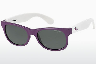 Ophthalmic Glasses Polaroid Kids P0300 22Z/Y2 - Purplewht