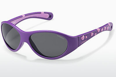 Ophthalmic Glasses Polaroid Kids P0401 0Q9/Y2 - Purple, Pink