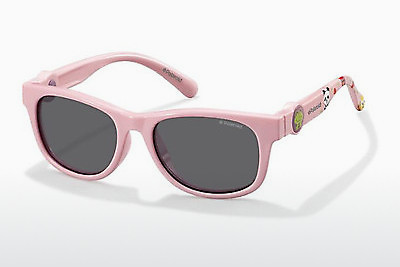 Ophthalmic Glasses Polaroid Kids PLD 8011/S NM9/Y2 - Pink