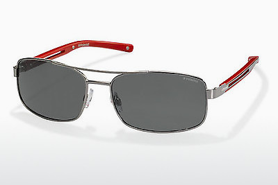 Ophthalmic Glasses Polaroid PLD 3007/S QDR/Y2 - Silver, Red
