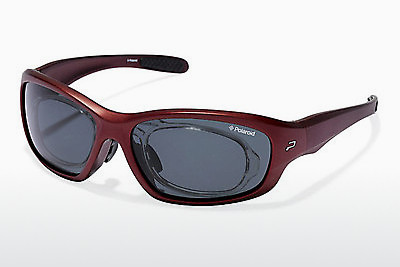 Ophthalmic Glasses Polaroid Sports P7326 01N/Y2 - Burgundy