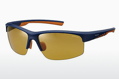 Ophthalmic Glasses Polaroid Sports PLD 7018/S LOX/MU - Blue, Orange