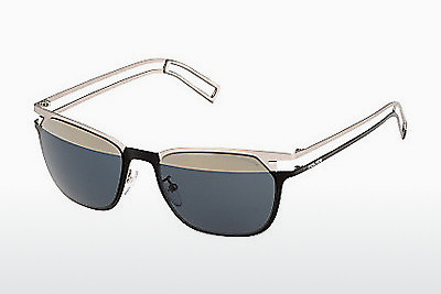 Ophthalmic Glasses Police S8965M W01H - Black, Silver