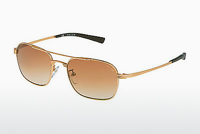 Ophthalmic Glasses Police RIVAL 6 (SK539 648X) - Gold