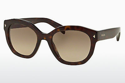 Ophthalmic Glasses Prada PR 12SS 2AU3D0 - Brown, Havanna