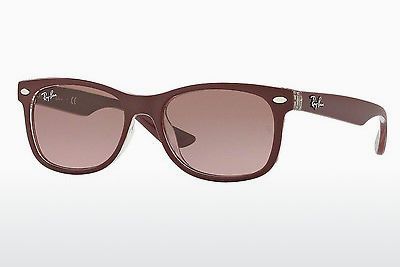 Ophthalmic Glasses Ray-Ban Junior RJ9052S 702414 - Red, Transparent