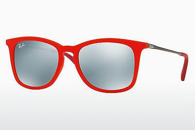 Ophthalmic Glasses Ray-Ban Junior RJ9063S 701030 - Transparent, Red